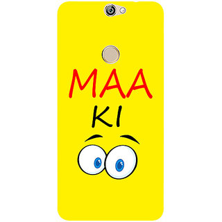 Casotec Funny Quotes Design 3D Printed Hard Back Case Cover for Coolpad Max