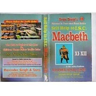 ISC Macbeth English Book