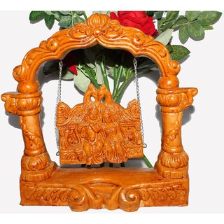 Bengal Terracotta Radha Krishna  Showpiece