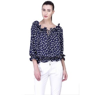 fc0a532833 Buy Laabha Women Over All Floral Print With Draw String Online - Get 55% Off