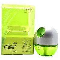 Auto Hub Godrej Twist Gel Fresh Lush Green Car Air Freshener / Car Perfume GodrejTwistGelFreshLushGreen