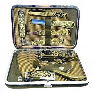 Shrih 10 Pcs Pedicure and Manicure Kit