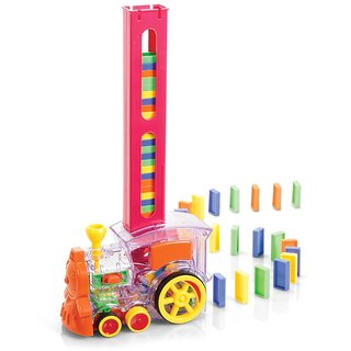 Domino Toy Train