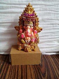 Ganesh Jee Made in Pure Ganga River Soil