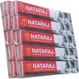 NAKUL TREDERS Natraj 621 pencil HB - Pack of 100