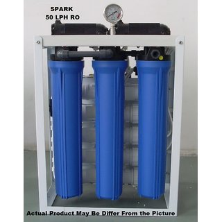 Spark 50 LPH RO + UV+ UF Water Purifier