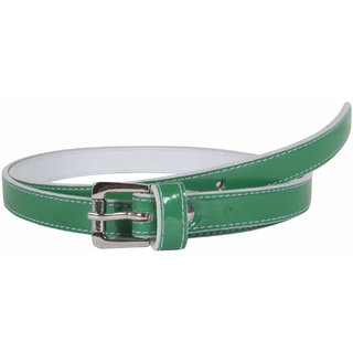Snoby Green Artifical Leather belt (SBY10209)