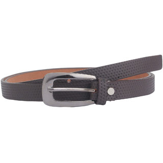Snoby Brown Leather belt (SBY10233)