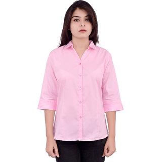 Holga Pink Shirt