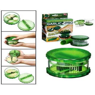 Garlic Pro Nuts E-Zee-Dicer With Peeler Slicer Mincer - GARLIPRO