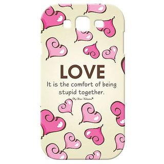 Back Cover for Samsung Galaxy Grand  By Kyra AQP3DGLXGNDNTR2163