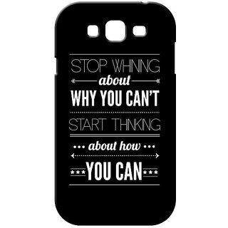 Back Cover for Samsung Galaxy Grand  By Kyra AQP3DGLXGNDNTR2544