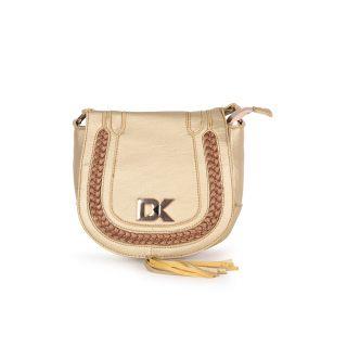 Diana Korr Gold Sling Bags  DK80SGLD