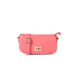 Diana Korr Pink Sling Bags  DK83SPNK