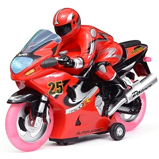 Remote Control  Motorcycle Bike