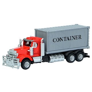 Die Cast Truck Container