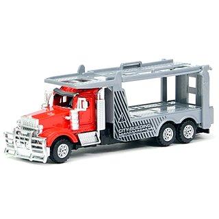 Die Cast Fire Brigade Truck
