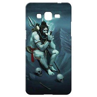 Back Cover for Samsung Galaxy J7  By Kyra AQP3DGLXJ7GOD019