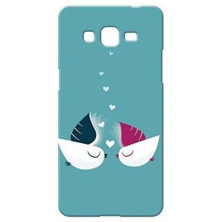Back Cover for Samsung Galaxy J7  By Kyra AQP3DGLXJ7PTN054