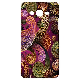 Back Cover for Samsung Galaxy J7  By Kyra AQP3DGLXJ7PTN057