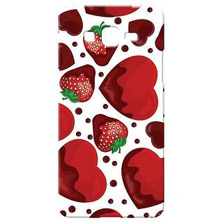 Back Cover for Samsung Galaxy J7  By Kyra AQP3DGLXJ7PTN058
