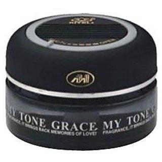 My Tone Grace Mytone Car Air Perfume Freshener Black