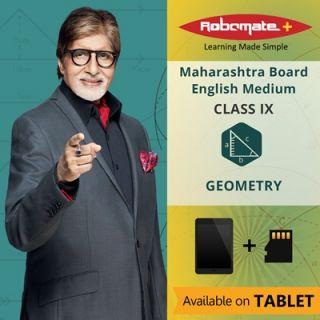 Robomate+ Maharashtra BoardEngIxGeometry (Tablet)