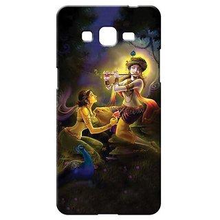 Back Cover for Samsung Galaxy J7  By Kyra AQP3DGLXJ7GOD046