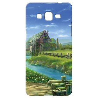 Back Cover for Samsung Galaxy J7  By Kyra AQP3DGLXJ7NTR004