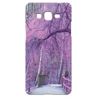 Back Cover for Samsung Galaxy J7  By Kyra AQP3DGLXJ7NTR007