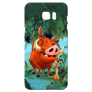 Back Cover for Samsung Galaxy Note 5  By Kyra AQP3DNOTE5CTN141