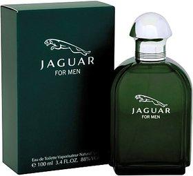 Jaguar Green Edt - 100 Ml (For Men)