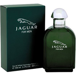 Jaguar Green Edt - 100 Ml (For Men)