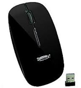 Zebronics Wireless Mouse  TOTEM - 3