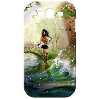 Back Cover for Samsung Galaxy Grand  By Kyra AQP3DGLXGNDVNT051
