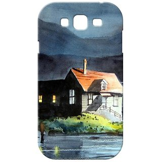 Back Cover for Samsung Galaxy Grand  By Kyra AQP3DGLXGNDVNT066