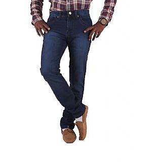 Cotton Lycra DARK BLUE Jeans