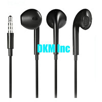 DKM Inc Noise Cancellation Noodle In Ear Earphones with Mic for IBall Phones
