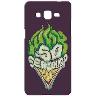 Back Cover for Samsung Galaxy J7  By Kyra AQP3DGLXJ7SH067