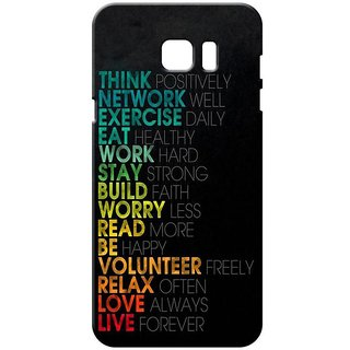 Back Cover for Samsung Galaxy Note 5  By Kyra AQP3DNOTE5TYP028