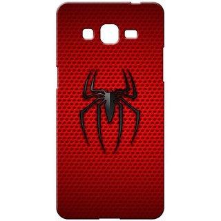 Back Cover for Samsung Galaxy J7  By Kyra AQP3DGLXJ7SH085