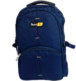 Skyline College/School/Office Backpack Bag-Blue -With Warranty-505