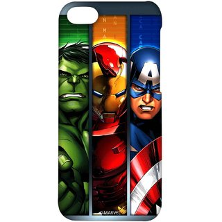Avengers Angst Phone Cover for iPhone 4 by Block Print Company