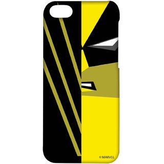 Face Focus Wolverine Phone Cover for iPhone 4S by Block Print Company