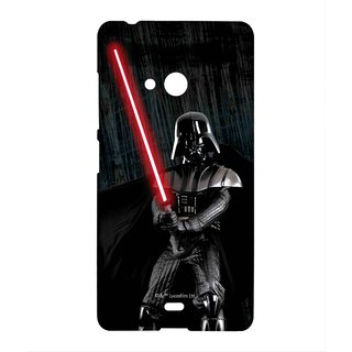 The Crimson Saber Phone Cover for Nokia Lumia 540 by Block Print Company