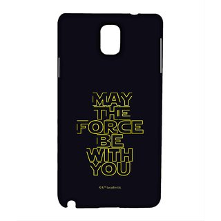 Classic Star Wars Phone Cover for Samsung Note 3 by Block Print Company