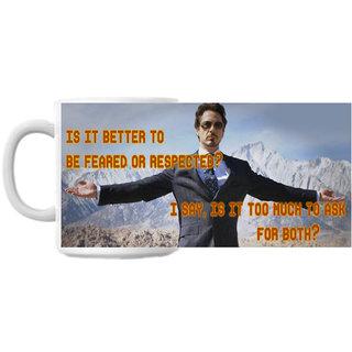 For Both Tony Coffee Mug
