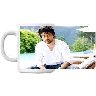 Emran Pool Coffee Mug