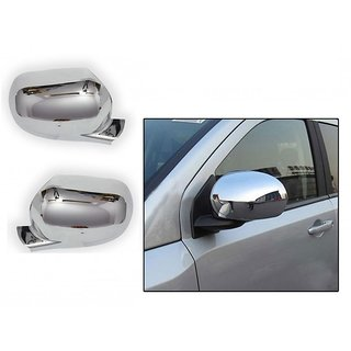 Hi Art Chrome Mirror Covers For Mahindra XUV-500