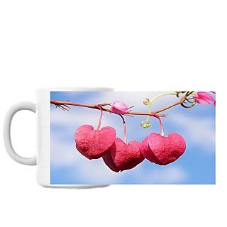 Roots Heart Coffee Mug